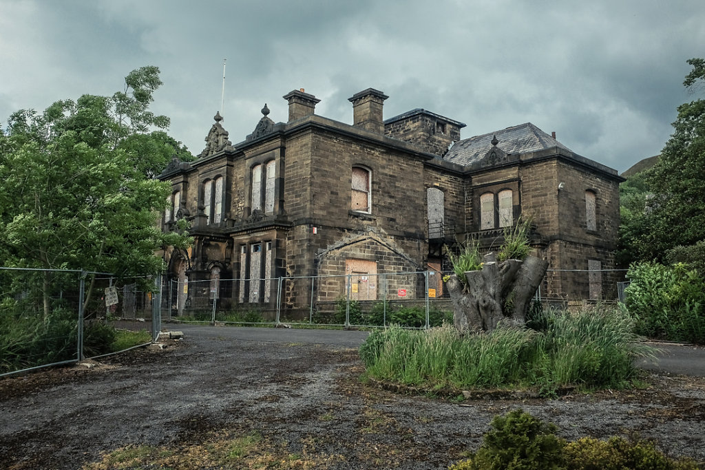 Horncliffe Mansion