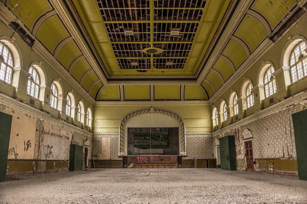 West Riding Pauper Lunatic Asylum