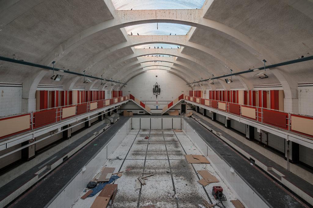 Oldham Swimming Baths