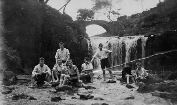 first-on-left-walter-sutcliffe-with-group-at-lumb-falls.jpg